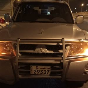 Available for sale! 0 km mileage Mitsubishi Pajero 2005