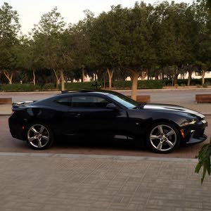 Chevrolet Camaro car for sale 2016 in Muscat city