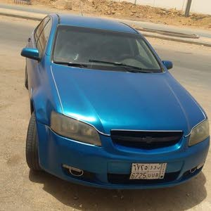Gasoline Fuel/Power   Chevrolet Lumina 2007