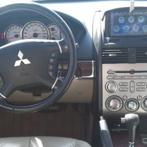 Gasoline Fuel/Power   Mitsubishi Galant 2012