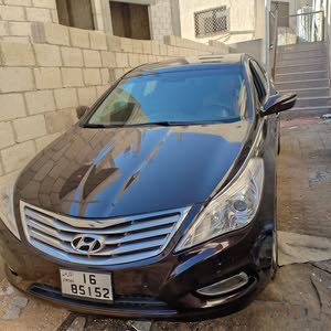 70,000 - 79,999 km Hyundai Azera 2013 for sale