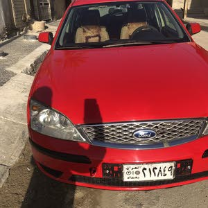 Available for sale!  km mileage Ford Mondeo 2007