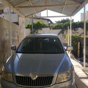 2010 Used Octavia with Automatic transmission is available for sale