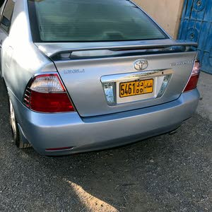 Blue Toyota Corolla 2006 for sale
