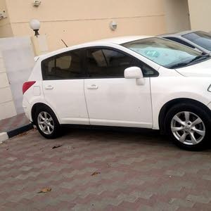 Used condition Nissan Tiida 2012 with 160,000 - 169,999 km mileage