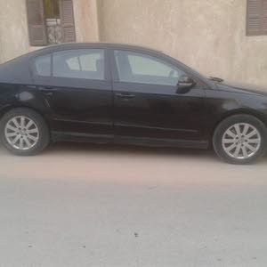 Manual Black Volkswagen 2007 for sale