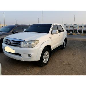 Fortuner 2010 - Used Automatic transmission