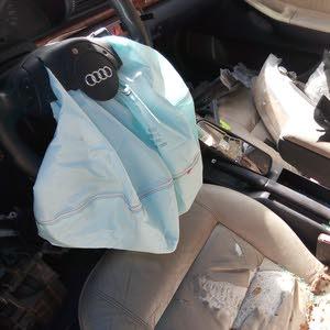 Automatic Blue Audi 2002 for sale