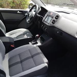 VW Tiguan 2.0 TSI  4motion  Full option no 1