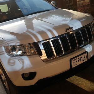 2013 Jeep in Baghdad
