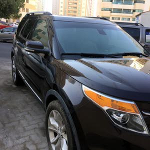 Used Ford Explorer for sale in Sharjah