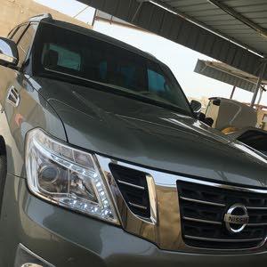 Automatic Nissan 2010 for sale - Used - Saham city