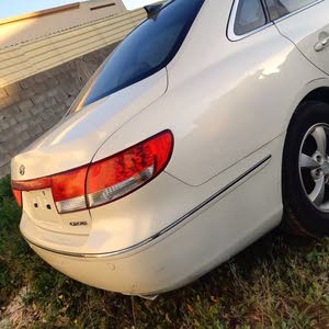 km mileage Hyundai Azera for sale