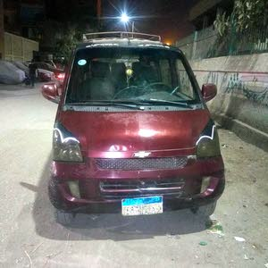 Chevrolet Van Used in Qalubia