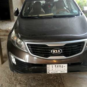Sportage 2013 - Used Automatic transmission