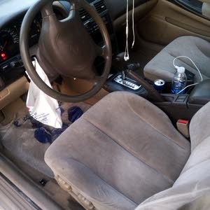 Gold Nissan Maxima 2001 for sale