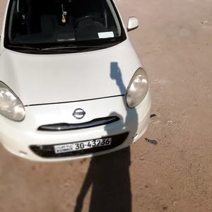 Used condition Nissan Micra 2012 with 120,000 - 129,999 km mileage