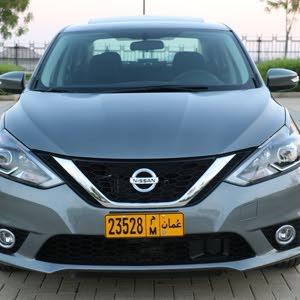 Grey Nissan Sentra 2018 for sale