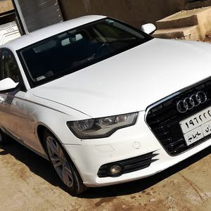 Used condition Audi A6 2013 with 90,000 - 99,999 km mileage