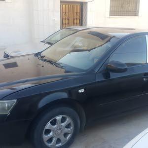 Automatic Black Hyundai 2006 for sale