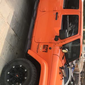 Jeep Wrangler car for sale 2012 in Kuwait City city