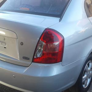 For sale 2007 Silver Accent
