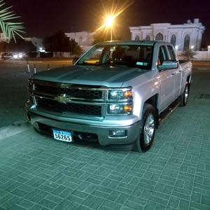 2014 Used Silverado with Automatic transmission is available for sale