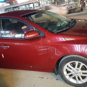 For sale 2014 Red Cerato