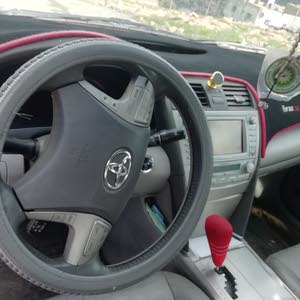 Automatic Grey Toyota 2007 for sale