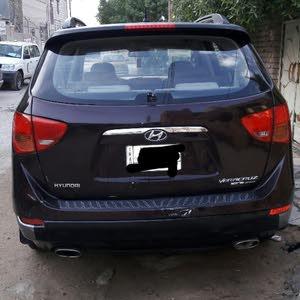 Maroon Hyundai Veracruz 2012 for sale