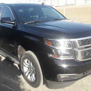 Black Chevrolet Tahoe 2015 for sale