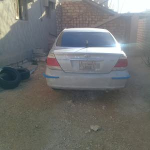Manual Grey Toyota 2004 for sale