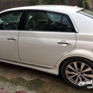 Toyota Avalon in Basra
