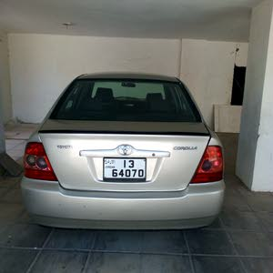 Used Corolla 2006 for sale