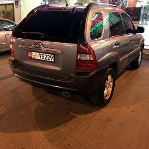 Used Kia Sportage in Abu Dhabi
