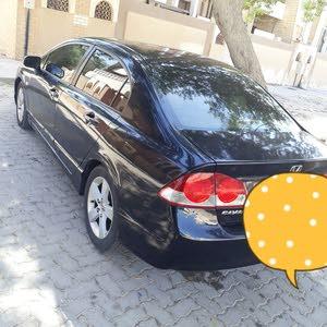 Honda Civic in Abu Dhabi