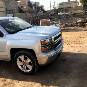 Automatic Chevrolet 2014 for sale - Used - Basra city