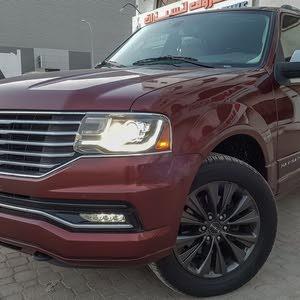Lincoln Navigator 2015 Maroon