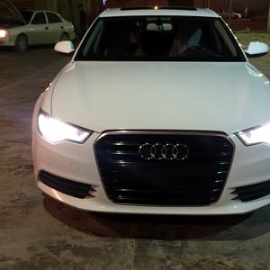 km mileage Audi A6 for sale