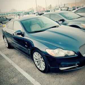 للبيع جاكوار 2009  xF لحالة جيدة