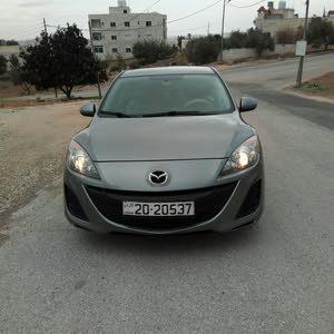 Mazda 3 car for sale 2011 in Amman city