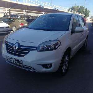 Renault kolleus 2014 First owner