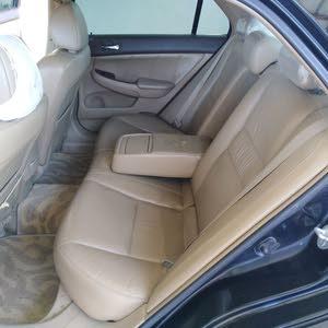Honda Accord 2007 For sale - Black color