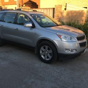 سياره للبيع شيفروليت ترافوس موديل 2012 سعرها 15.500 وبيها مجال للستفسار الاتصال على رقم 07722301214