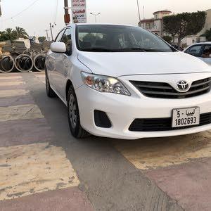 Used Toyota Corolla in Tripoli
