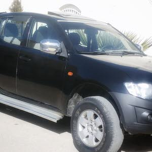 Mitsubishi L200 2009 For sale - Black color