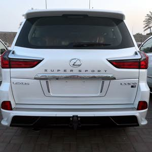 Lexus LX car for sale 2018 in Muscat city
