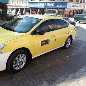 Yellow Nissan Sentra 2016 for sale