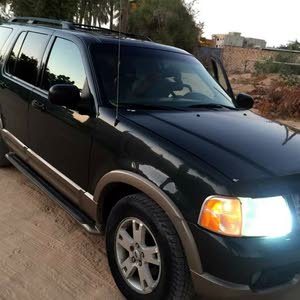 Automatic Ford 2006 for sale - Used - Tripoli city