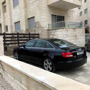 Used condition Audi A6 2008 with 130,000 - 139,999 km mileage